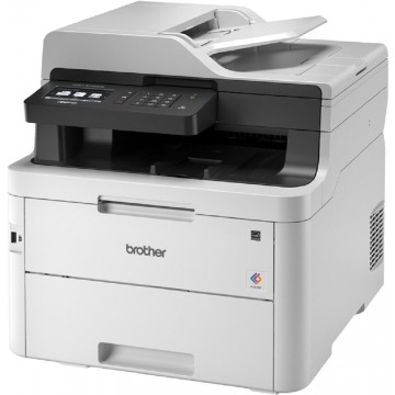 Brother 4-in-1 Colour LED Multi-Function Laser Printer MFC-L3750CDW - Ready Stocks!