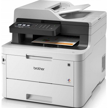 Brother 4-in-1 Colour LED Multi-Function Laser Printer MFC-L3770CDW - Ready Stocks!