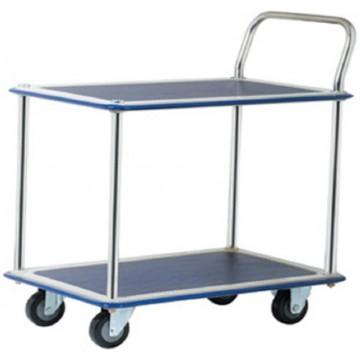 2-Tier Trolley Cart (765 x 485 x 860mm) 220kg