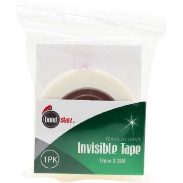 Bondstarz Invisible Tape (19mm x 25m)