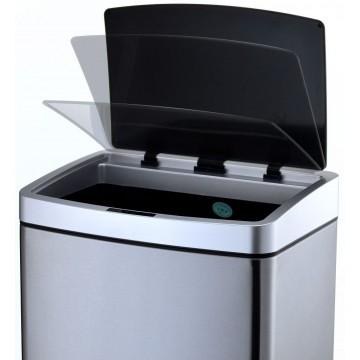 Stainless Steel Motion Sensor Waste Bin (31.0 x 23.0 x 51.0cm) 20L