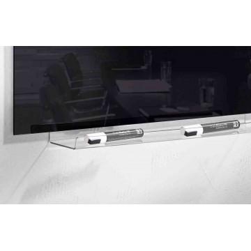 Sigel Glass Board Acrylic Pen Tray 50cm