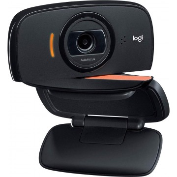Logitech B525 Foldable Portable HD Business Webcam