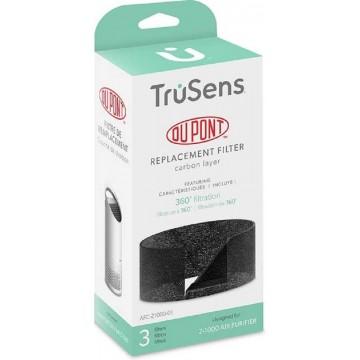 TruSens Z-1000 Air Purifier Carbon Layer Replacement Filter 3'S