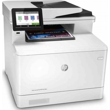 HP 4-in-1 Color LaserJet Pro MFP M479fdw Printer - Pre-Order Only