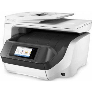 HP 4-in-1 Color OfficeJet Pro 8730 Multi-Function Printer