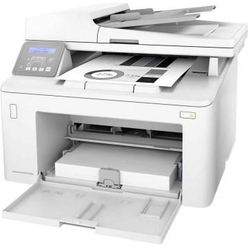 HP 3-in-1 Monochrome LaserJet Pro MFP M148dw Printer