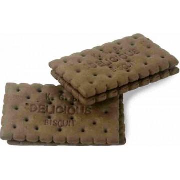 Lemon Chocolate Cream Biscuits Tin 6.0kg
