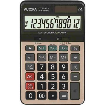 Aurora Tax Calculator (175 x 110 x 31mm) DT259TX 12 Digits