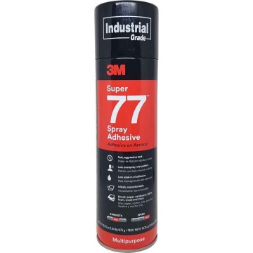 3M Scotch Super 77 Multipurpose Spray Adhesive 475g