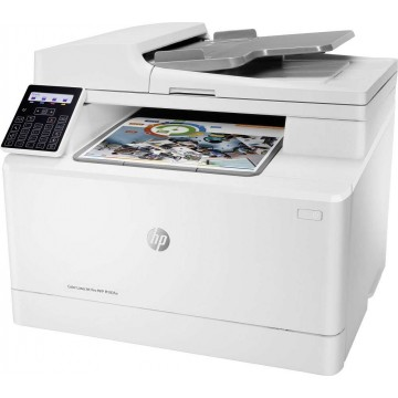 HP 4-in-1 Color LaserJet Pro MFP M183fw Printer