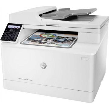 HP 4-in-1 Color LaserJet Pro MFP M183fw Printer