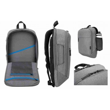 """Targus CityLite Pro Compact Convertible Multi-Fit Laptop Backpack 12""""-15.6"""""""