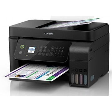 Epson 4-in-1 Colour Multi-Function Ink Tank Printer EcoTank-L5190