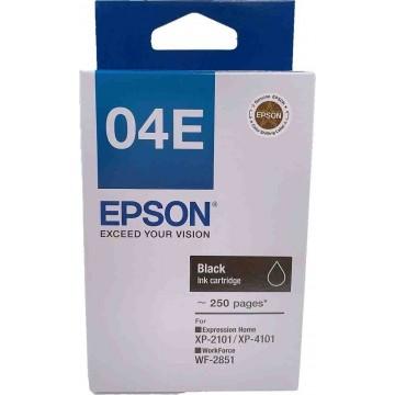 Epson Ink Cartridge (04E) Black