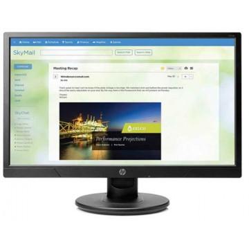 "HP Full HD TN-Panel LED Monitor 21"""