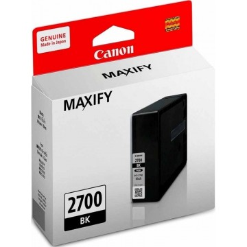 Canon Ink Cartridge (PGI-2700) Black