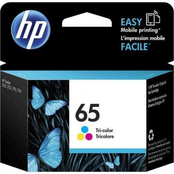 HP Ink Cartridge (65) Tri-Color - Ready Stocks!