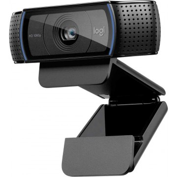 Logitech C920 Pro 1080p HD Webcam - Ready Stocks!