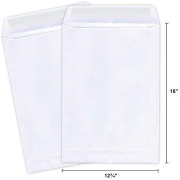 Plain Envelope C3 (324 x 458mm) Peel & Seal 10'S White