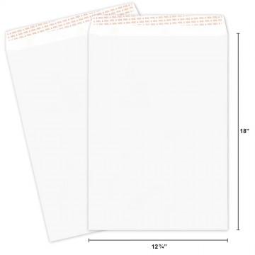 Plain Envelope C3 (324 x 458mm) Peel & Seal 250'S White