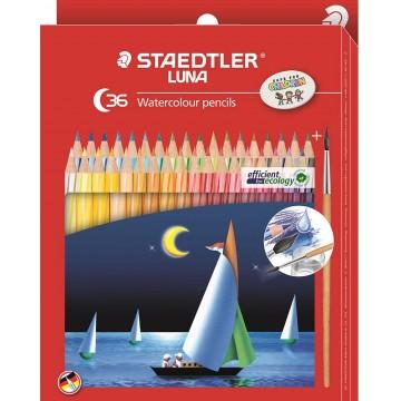 Staedtler Luna Watercolour Pencils 36'S