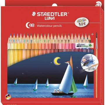 Staedtler Luna Watercolour Pencils 48'S