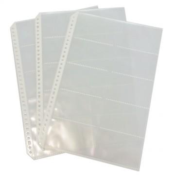 Bindermax Name Card File Refill 10'S A4
