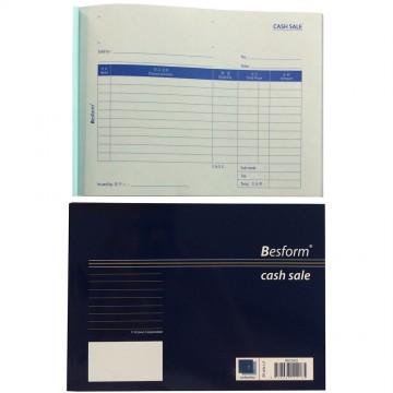 Besform Cash Sale Carbonless (50 Sets x 2)