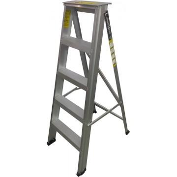 10-Step Aluminium Ladder 2455mm