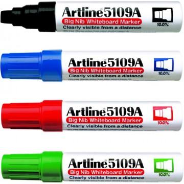 Artline Big Nib Whiteboard Marker 10.0mm
