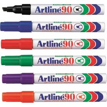 Artline 90 High Performance Marker Chisel
