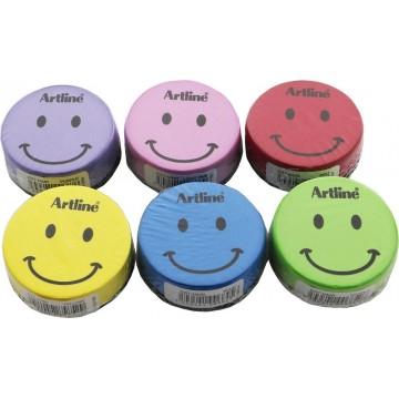 Artline Smiley Face Magnetic Whiteboard Eraser
