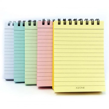 Team Azone Ring Notebook A7