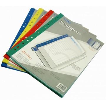 Bindermax Bindermate 11-Hole Display Book (10 Pocket) A4