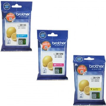 Brother Ink Cartridge (LC3513) Colour