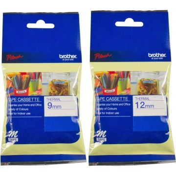 Brother P-Touch (PT-80) Thermal M-Tape 12mm