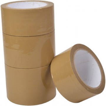 Nikko OPP Packaging Tape (48mm x 45m) 6'S Brown