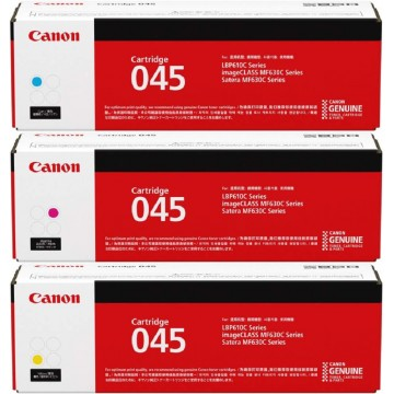 Canon Toner Cartridge (045) Colour