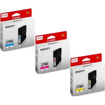 Canon Ink Cartridge (PGI-2700XL) Colour