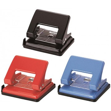 Carl 2-Hole Punch 100XL w/Guide 20 Sheets