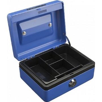 "Carl Cash Box (152 x 152 x 74mm) CB-2006 6"""