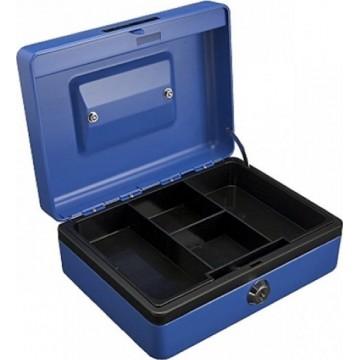 "Carl Cash Box (145 x 195 x 76mm) CB-2008 8"""