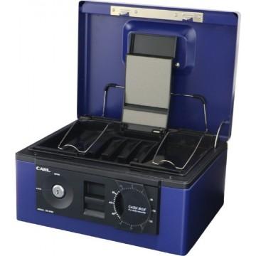 "Carl Cash Box (225 x 278 x 135mm) CB-8560 11"""