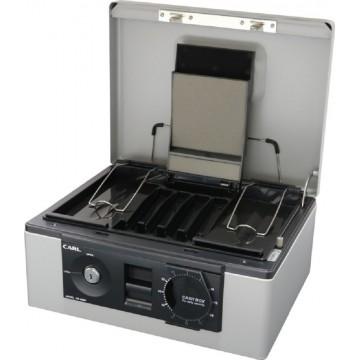 "Carl Cash Box (247 x 305 x 135mm) CB-8660 12"""