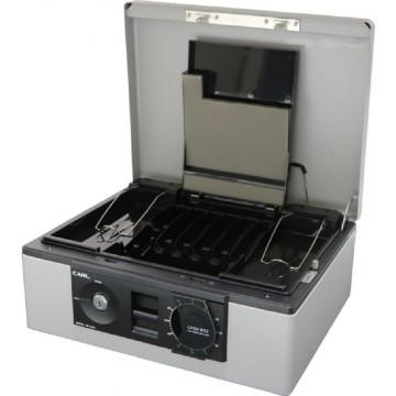 "Carl Cash Box (284 x 349 x 135mm) CB-8760 13.7"""