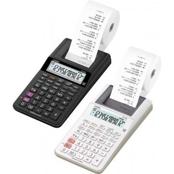 Casio Mini Printing Calculator (208.5 x 102 x 42mm) HR-8RC 12 Digits
