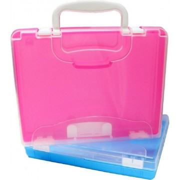 Chunbe Box File Case w/Handle A4 55mm