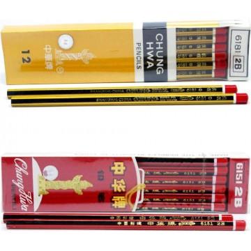Chung Hwa Pencil 12'S 2B