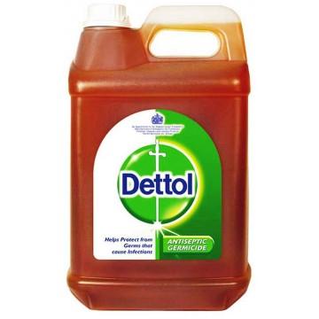 Dettol Antiseptic Germicide Disinfectant Liquid 5L